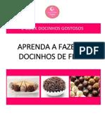 E-book - 50 Docinhos de Festa