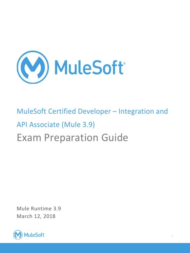 MCD IntegrationAPIAssociate PrepGuide | Application