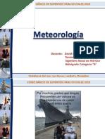 Conceptos-carta de Superficie en meteorología