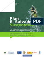 Plan El Salvador Sustentable