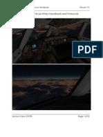 icelandair virtual pilots handbook and protocols