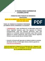 Presentación Del Informe Tecnico (1)