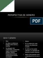 ESTEREOTIPOS DE GENERO
