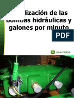 3520 Bombas Hidraulicas Galonajes