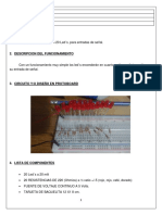 Informe - Laboratorios Panel de Leds