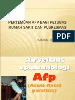 Afp-tn Dan Campak-difteri 31 Mrt'10