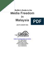 Bluffers Media Freedom Msia