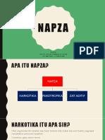 Materi Napza - Yoga