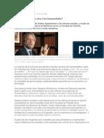 2016 07 09 justificación humanidades EDUCACIÓN