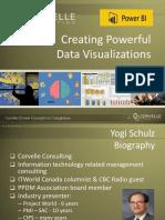 Visualizations Power BI Yogi Schulz