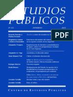 Revista Estudios Publicos 151