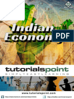 Indian Economy Tutorial
