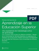 (pp. 13-19) Les14_46366_Una experiencia de metodología activa de aprendizaje