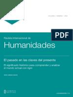 (Pp. 37-45) Hes14_48512_El Pasado en Las Claves Del Presente