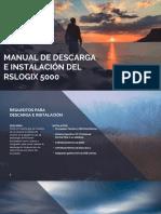 Manual de Descarga e Instalación RSLogix 5000