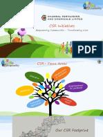 Chambal's CSR Activities