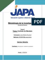 Metodologia de La Investigación II Tarea II