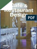 Diseños Restaurantes y Cafes
