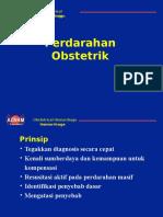 Alarm - Obstetric Haemorrhage