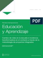 (Pp. 57-72) Les14_48920_Cambio de Roles en La Escuela e Incidencia Transformadora