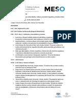 Programa Congreso MESO 2018 1