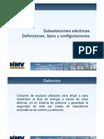 HMV Subestaciones Eléctricas