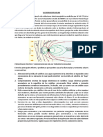 La Radiacion Solar en Las Comunicaciones
