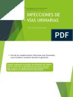 infecciones de vias urinarias en el embarazo