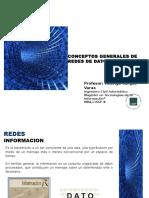 (REDES001-2012) Conceptos Generales