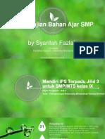 PBSMP - Syarifah