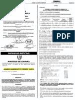 Acdo_ Gub_ 8-2018 reformas al Acdo_ Gub_ 207-93 Arancel del Registro Mercantíl