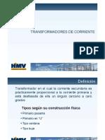 HMV-Transformadores de Corriente
