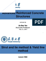 5-6 Strut and tie model and Yield line method.pdf