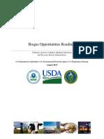 Biogas Opportunities Roadmap 8-1-14