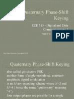 QPSK – Quaternary Phase-Shift Keying