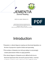 Journal Reading Dementia.pptx