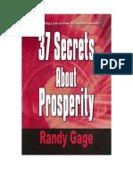 37 Secrets e Book