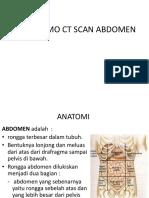 Anatomi Cross Sectional Abdomen