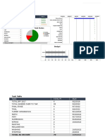 IC Project Management Dashboard 8579