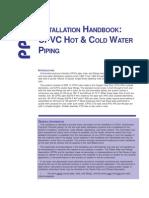Cpvc Manual