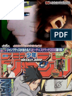 Naruto manga 410