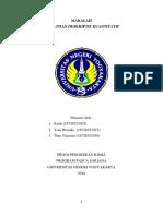 makalah penelitian deskriptif kuantitatif.docx