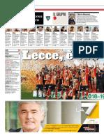 La Gazzetta Dello Sport 12-05-2019 - Serie B
