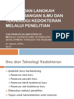 medical science and technology through the research.pptx