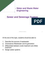 Sewer and Sewerage System.pdf