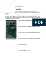 The PID Controller Experiment Card SO4201-5R
