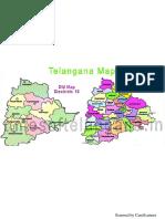 Telangana District Reorganization