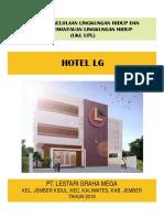 Dokumen UKL UPL Hotel LG_bagian Depan