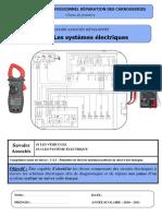 Cours Eleve Les Systemes Electriques