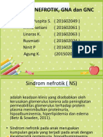 Sindrom Nefrotik, Gna Dan Gnc Ppt